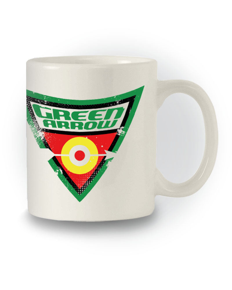 Sheldon Cooper 'Green Arrow' Mug Inspired By TBBT