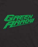 Green Arrow Type Logo