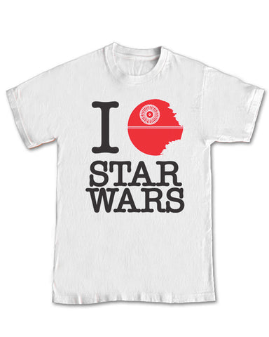 927acd32 I Heart Star Wars - Death Star