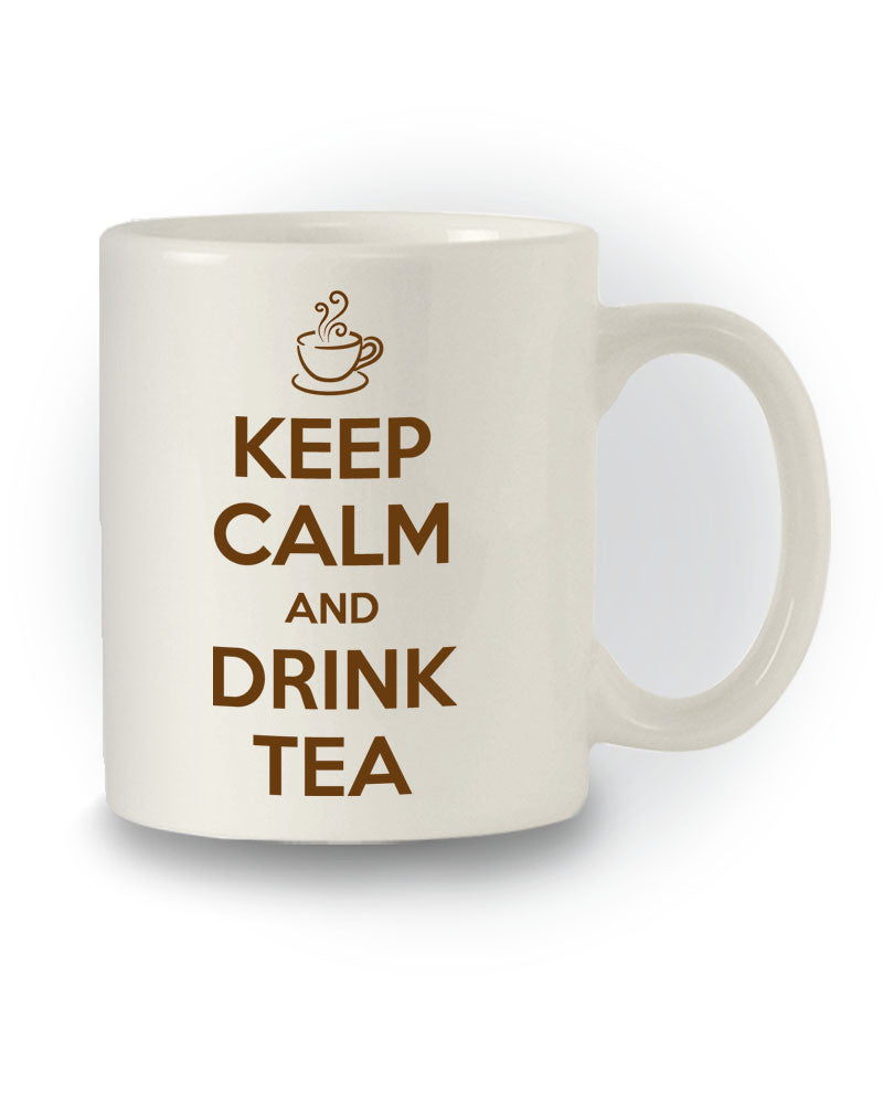 Great Gift 'Keep Calm and Drink Tea' Mug