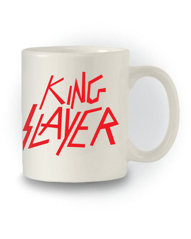 King Slayer' Game Of Thrones Inspired Mug