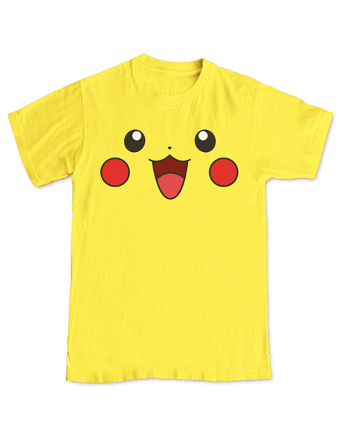 Pikachu Happy Face Pokémon