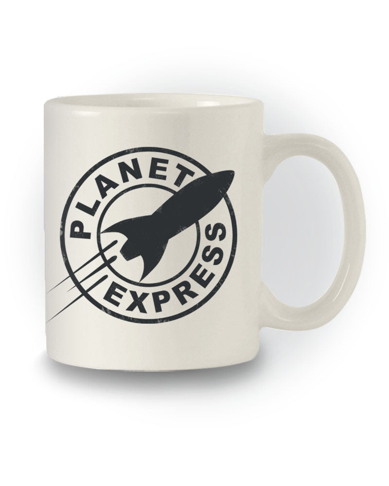 Futurama Inspired 'Planet Express' Mug