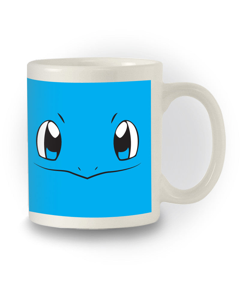Retro Pokémon Inspired 'Squirtle' Gaming Mug