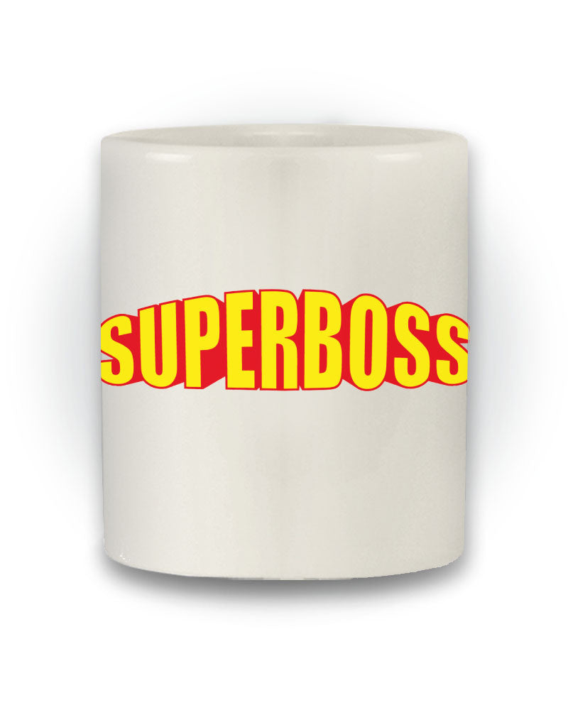 Super Boss' Great Gift Mug