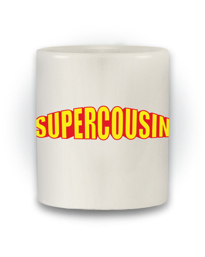 Super Cousin' Great Gift Mug
