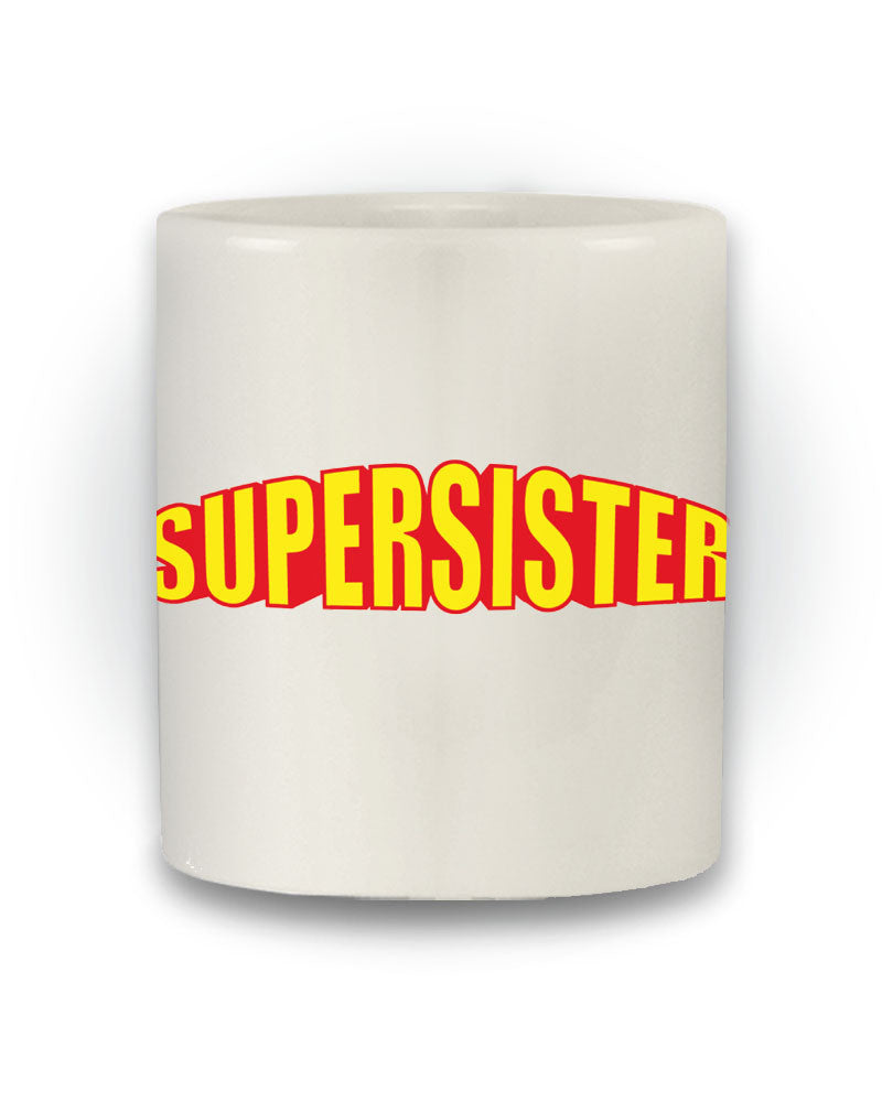 Super Sister' Great Gift Mug