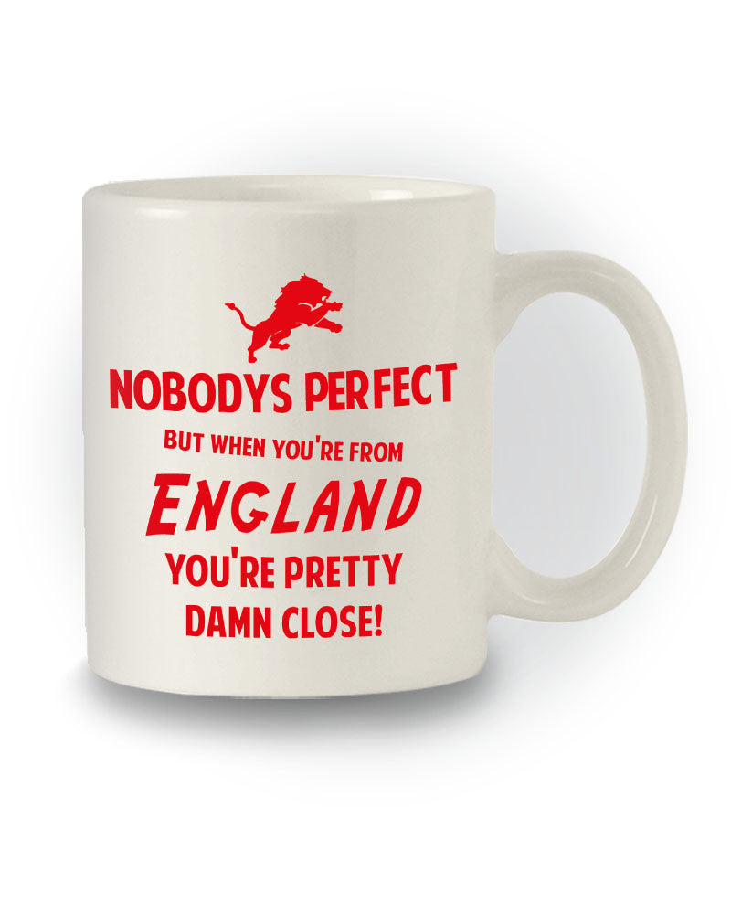 When You're From England' Great Gift Mug