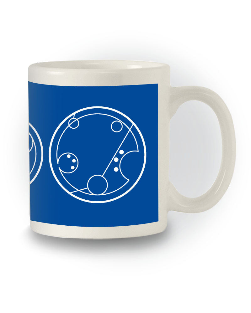 Doctor Who Sci-Fi Inspired 'Whovian and Proud' Mug
