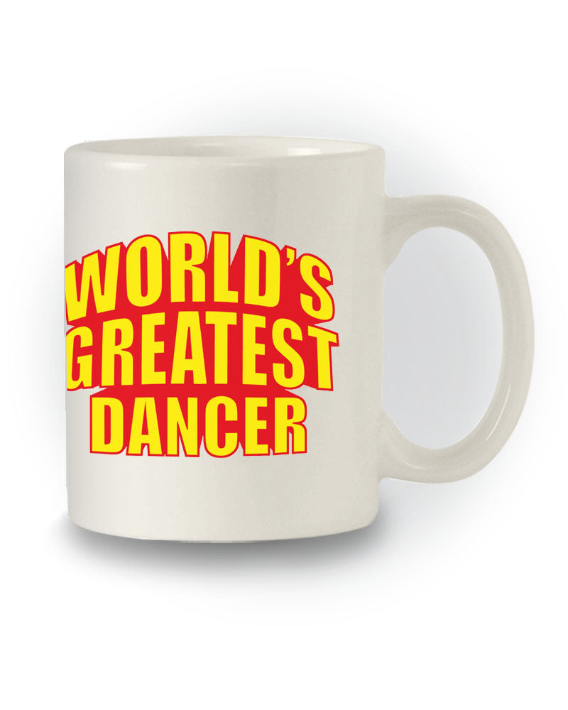 World's Greatest Dancer' Great Gift Mug