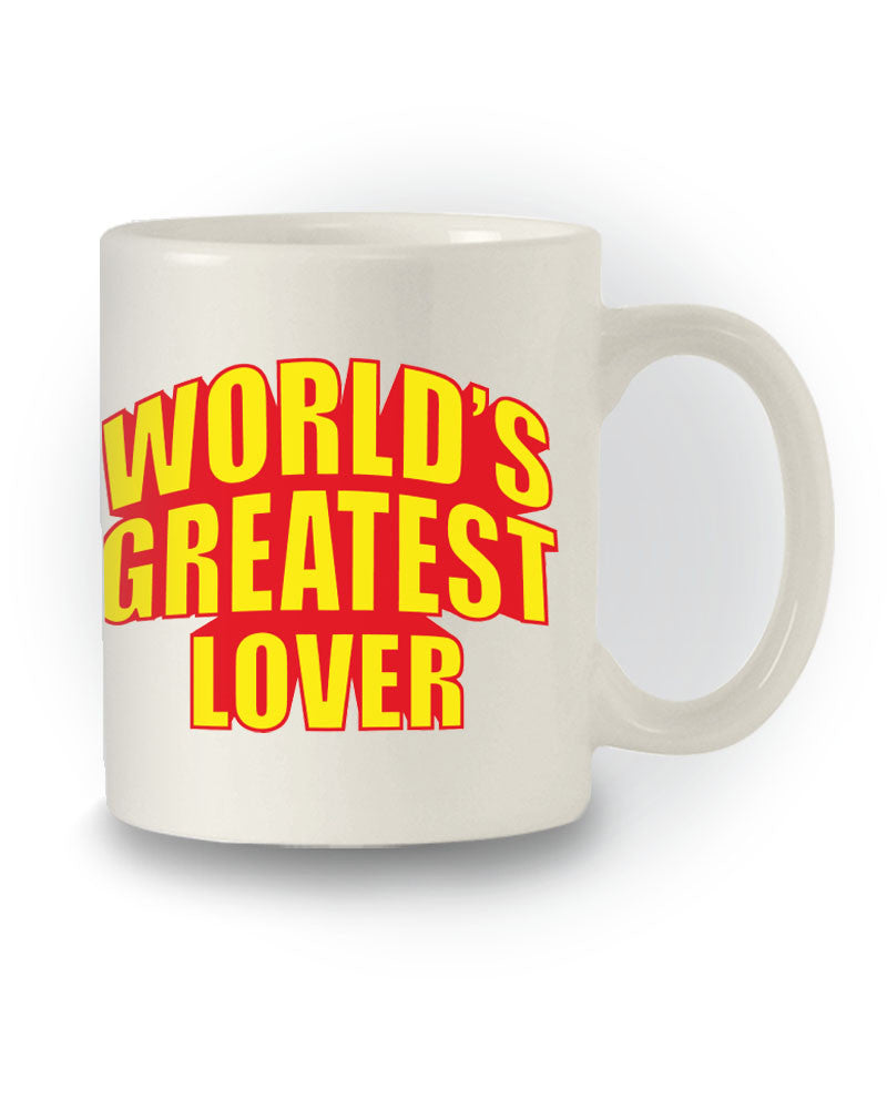 World's Greatest Lover' Great Gift Mug