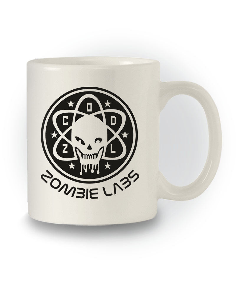 Call of Duty Inspired 'Zombie Labs' Gaming Mug