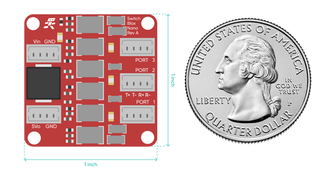 Micro Ethernet Switch