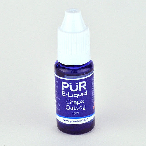 PUR E-Liquid - Grape Gatsby
