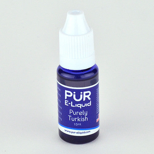 PUR E-Liquid - Purely Turkish