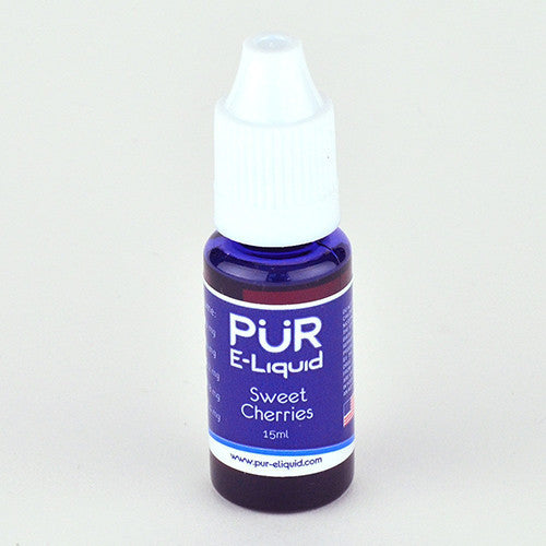 PUR E-Liquid - Sweet Cherries