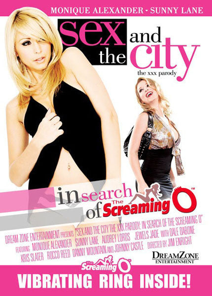 Sex And The City - In Search of the Screaming O