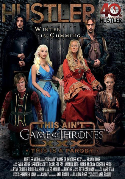This Ain't Game Of Thrones: A XXX Parody