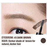 CLIO Tinted Tattoo Kill Brow -- NO.3 Dark Brown