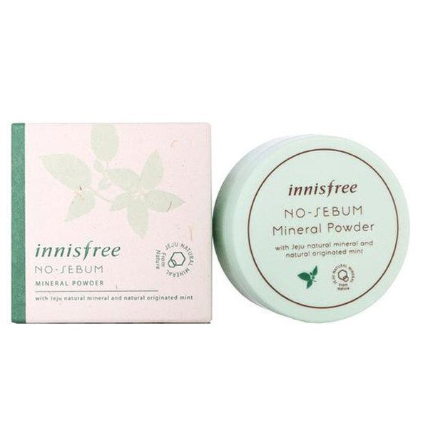 INNISFREE No Sebum Mineral Powder Mint