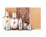 THE HISTORY OF WHOO Hwa Hyun 6 pieces Set (Pre-Order) | 后天气丹花献水乳礼盒6件套 (预订款)