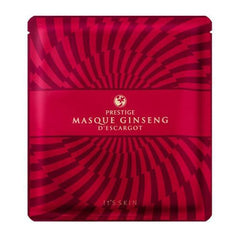 IT'S SKIN Prestige Ginseng Descargot Mask Sheet