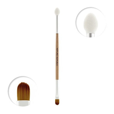 NATURE REPUBLIC Eye Makeup Dual Brush