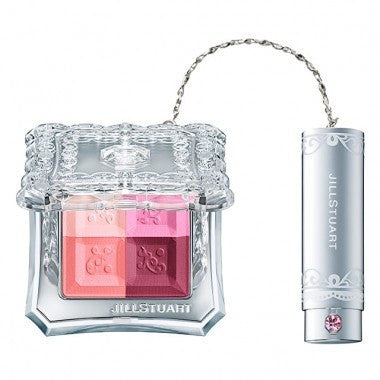 JILL STUART Mix Blush Compact NO.16 Rose Box