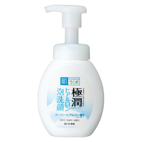 HADA LABO Goku-jyun Foaming Face Wash