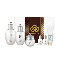 THE HISTORY OF WHOO Seol Whitening Skin Balance 6 pieces Set (Pre-Order) | 后拱辰享雪玉凝系列礼盒6件套 (预订款)