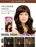 KAO Prettia Bubble Hair Color Natural Moca