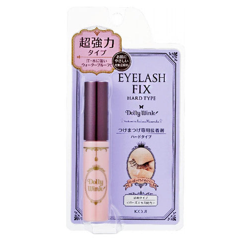 DOLLY WINK Eyelash Fix Hard Type