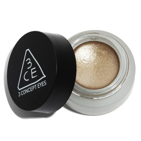 3CE Glam Cream Shadow--Golden Nude