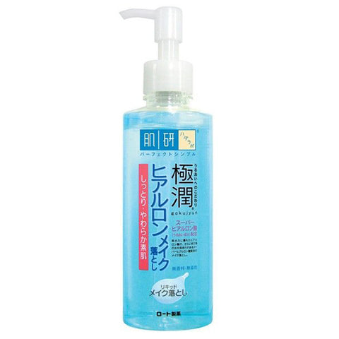 HADA LABO Goku-jyun Liquid Makeup Cleansing