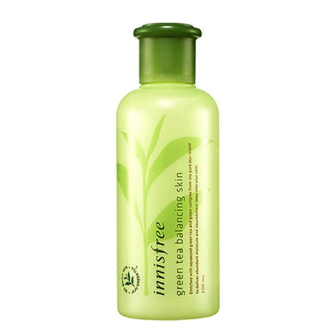 INNISFREE Green Tea Balancing Skin 6.76 oz