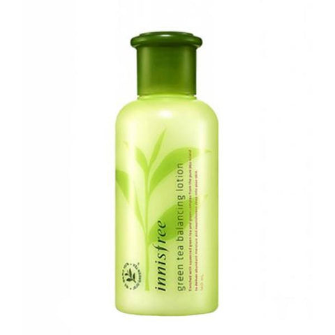 INNISFREE Green Tea Balancing Lotion 5.41 oz
