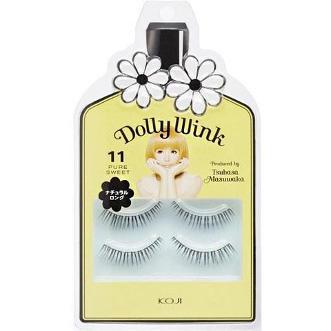DOLLY WINK False Eyelashes #11 Pure Sweet