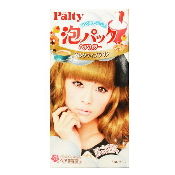PALTY Bubble Pack Hair Color Milk Tea Brown