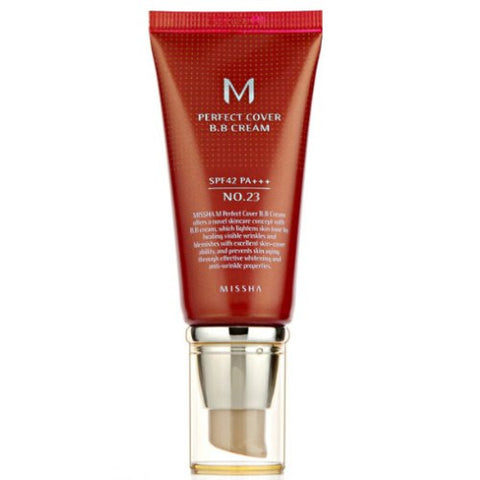 MISSHA M Perfect Cover BB Cream No.23 SPF42 PA+++