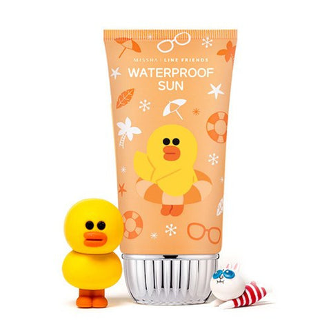 MISSHA All-around Safe Block Waterproof Sun