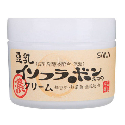 SANA Nameraka Isoflavone Facial Cream
