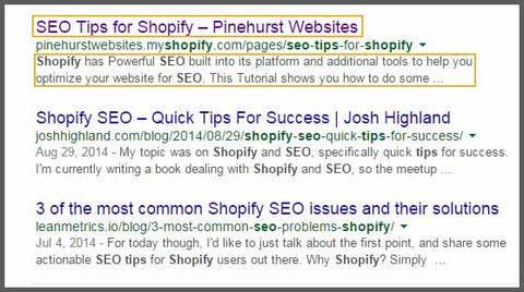 SEO For Shopify Tutorial