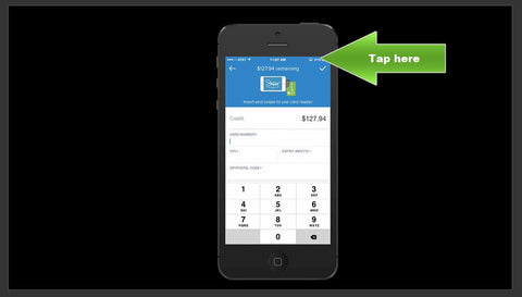 Shopify Pos App Tutorial Credit Card Swipe