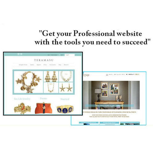 Website Creation Business Package