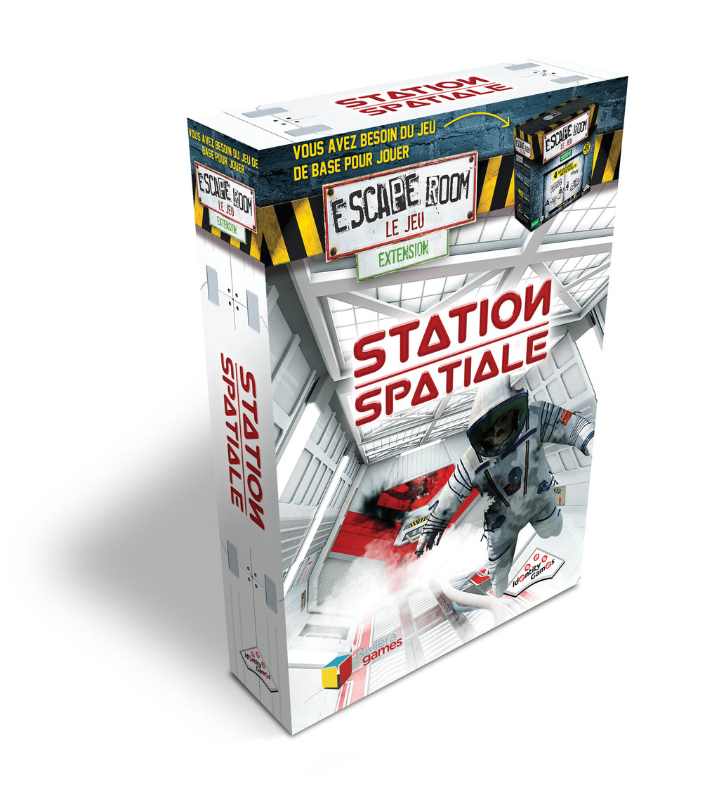 Escape Room le Jeu Station Spatiale