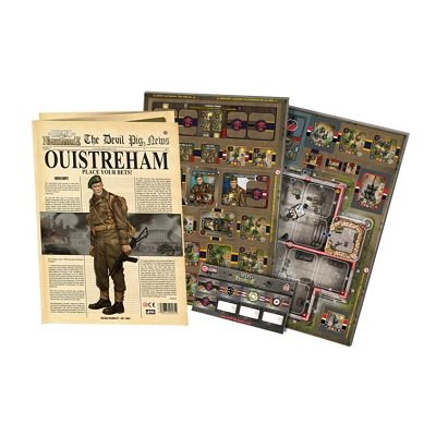 Heroes of Normandie GazetteDPG 7 Extension