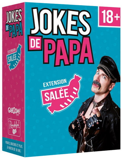 Jokes de Papa - Salée Extension