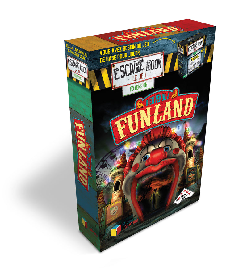 Escape Room le Jeu - Funland - Extension