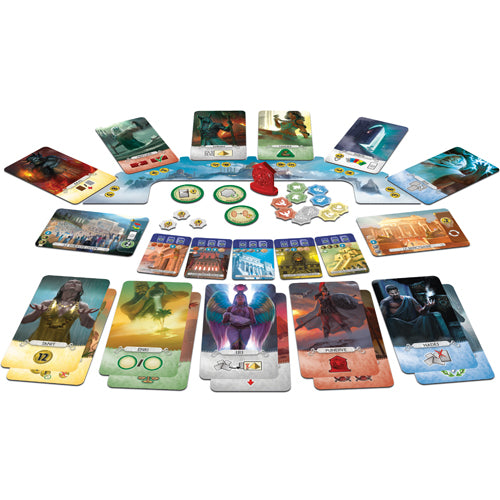 7 Wonders - Duel - Panthéon Extension