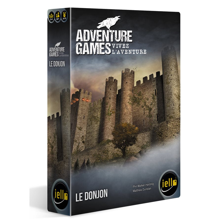 Adventures Games le Donjon